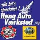 Høng Autoværksted I/S logo