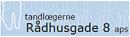 Tandlægerne Rådhusgade 8 ApS logo