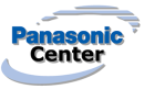 Broager & Gråsten Radio Panasonic Center logo