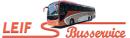 LEIFS BUSSERVICE logo