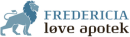 Fredericia Løve Apoteket Vestcentret logo