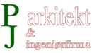 PJ Arkitekt og Ingeniørfirma logo