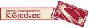 Tømrer- og Snedkerfirmaet K. Gjedved logo