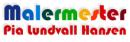 Malermester Pia Lundvall Hansen logo