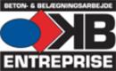 KB ENTERPRISE logo