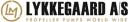 Lykkegaard A/S logo