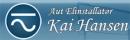 Aut. El-installatør Kai Hansen logo