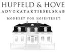 Hupfeld & Hove Advokataktieselskab logo