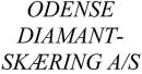 Odense Diamantskæring A/S logo