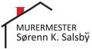 Murermester Sørenn K. Salsby logo