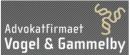Advokatfirmaet Vogel & Gammelby logo