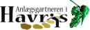 Anlægsgartneren i Havris logo