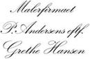 Poul Andersens Eftf. v/ Grethe Hansen logo