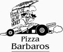 Pizza Barbaros logo