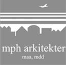mph arkitekter maa, mdd logo