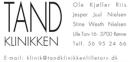 Tandklinikken Ll. Torv v/ Ole Riis & Jesper Juul logo