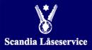 Scandia Låseservice logo