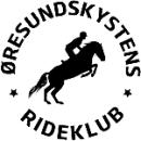 Øresundskystens Rideklub logo