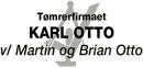 Tømrerfirmaet Karl Otto I/S, v/ Martin og Brian Otto logo