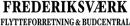 Frederiksværk Flytteforretning og Budcentral logo