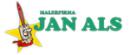 Malerfirma Jan Als logo