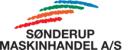 Sønderup Maskinhandel A/S logo