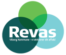 Revas Genbrugsstation Stoholm logo