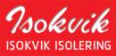 Isokvik Isolering ApS logo