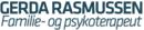 Psykoterapeut Gerda Rasmussen logo