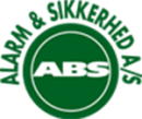 ABS Alarm & Sikkerhed A/S logo