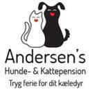 Andersens Hunde- og Kattepension logo