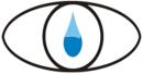 Øjenlæge dr. med. Kirsten Bjerrum logo