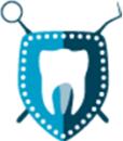 Slotstandlægerne v/ S. Olsen, P. Nielsen, M. Helms, L. Sinding logo