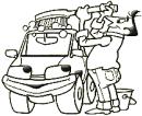 Favrskov Bilpleje logo