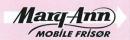 Mary-Ann Mobil Frisør logo