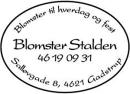 Blomster Stalden logo