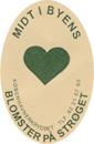 Blomster på Strøget logo
