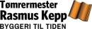Tømrermester Rasmus Kepp logo