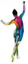 Kiropraktoren / Susanne Linnet og Erling G. Lund logo