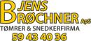 Tømrermester Jens Brøchner ApS logo