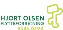 Hjort Olsen Hørsholm Flytteforretning logo