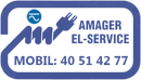 Amager El-Service ApS logo