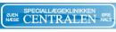 Speciallægeklinikken Centralen - Øjenlæge Ken Ninn-Pedersen logo