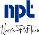 Norris Print-Tech A/S logo