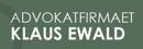 Advokatfirmaet Klaus Ewald logo