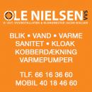 Ole Nielsen VVS v/ Jacob Nielsen logo