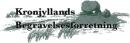 Kronjyllands Begravelsesforretning logo