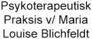 Psykoterapeutisk Praksis v/ Maria Louise Blichfeldt logo