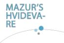 Mazur's Hvidevare-service logo