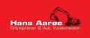 Entreprenør Hans Aarøe logo